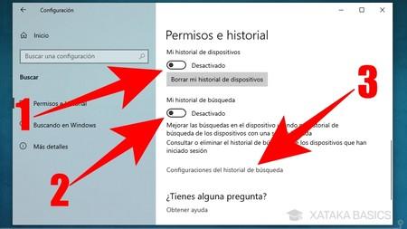 Permisos E Historial