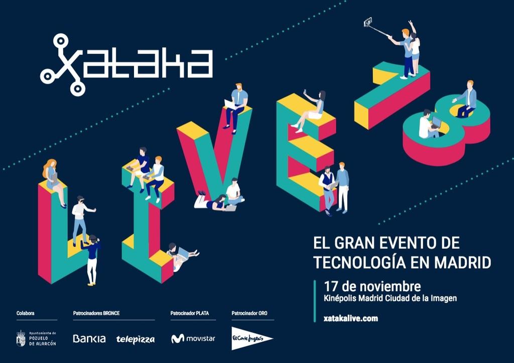 Premios Xataka 2018: información y agenda
