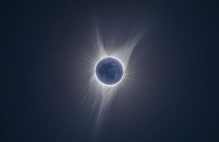 Earth Shine C Peter Ward