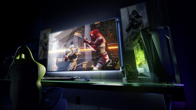 Nvidia Supermonitor