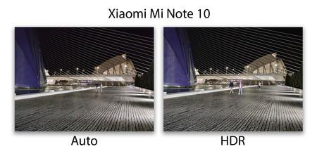 Xiaomi Mi Note 10 Hdr Noche