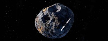 El asteroide con un valor de 10.000.000.000.000.000.000 dólares para la NASA: una gigantesca mole de metales entre Marte y Júpiter