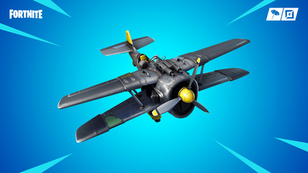 Fortnite avion