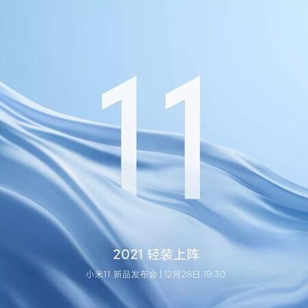 Xiaomi Mi 11 Fecha Presentacion 28 Diciembre 2020 Primer Smartphone Snapdragon 888