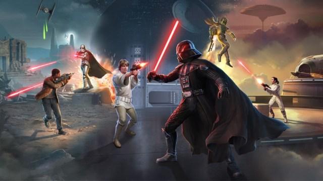 Star Wars Rivals