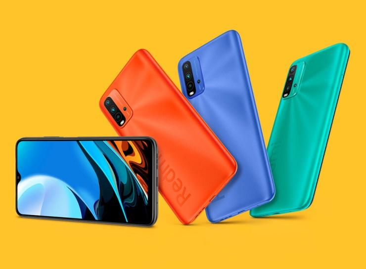 Xiaomi Redmi 9T: la gama media con 4G de Xiaomi mantiene su frente ahora con batería de 6.000 mAh