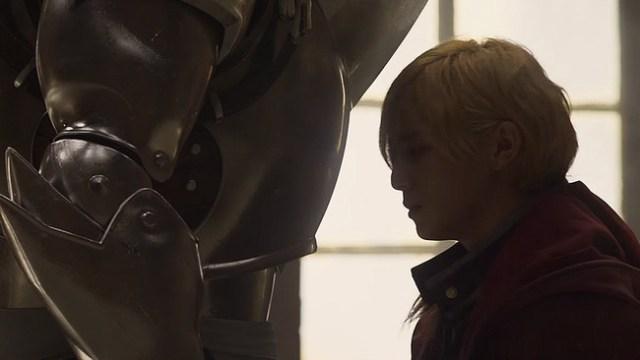 Fullmetal Alchemist Teaser