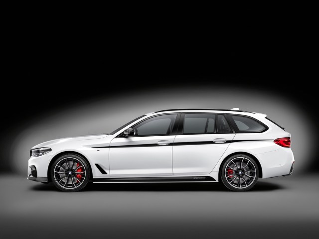 BMW Serie cinco Touring M Performance