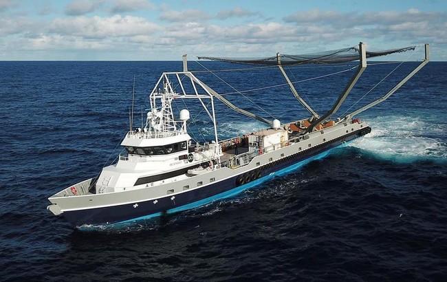 Spacex Mr Steven Fairing Boat