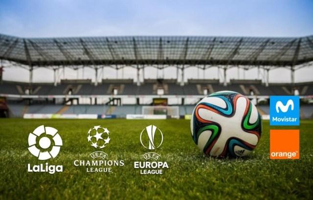 Dónde visualizar el fútbol la temporada 2021/2022: canales, plataformas y precios definitivos