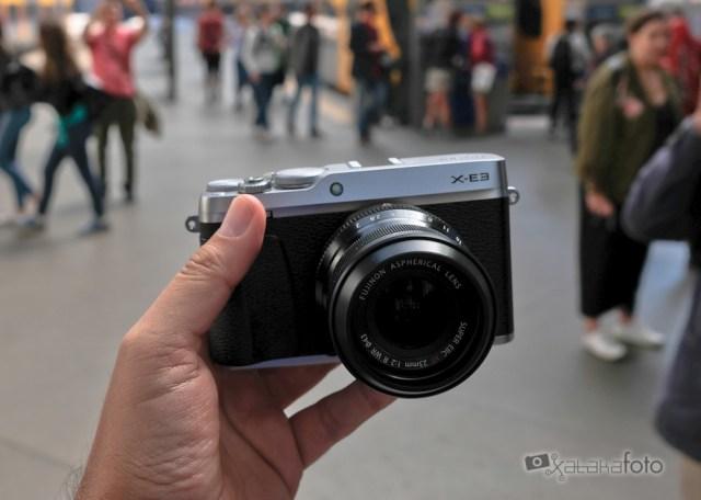 Fujifilm X E3 001