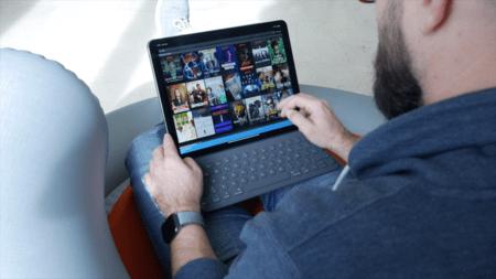 nuevo teclado ipad Pro 12,9 pulgadas