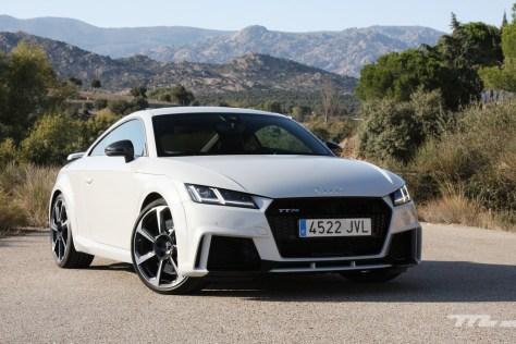 Audi TT RS Prueba 14