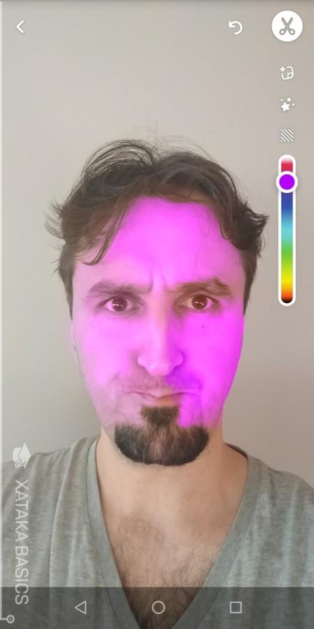 Cambia De Color