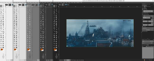 Permalink to La nueva versión de GIMP viene con mejor soporte para archivos PSD, y múltiples novedades