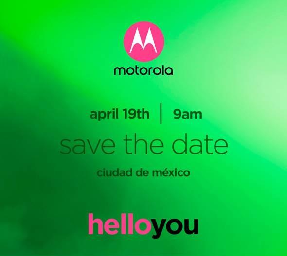 Motorola Evento Mexico 19 Abril