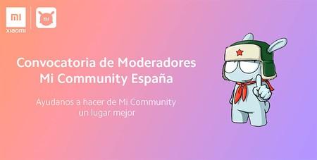 Call Moderators Community Xiaomi Spain