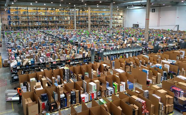 Amazon Espana Por Dentro San Fernando De Henares