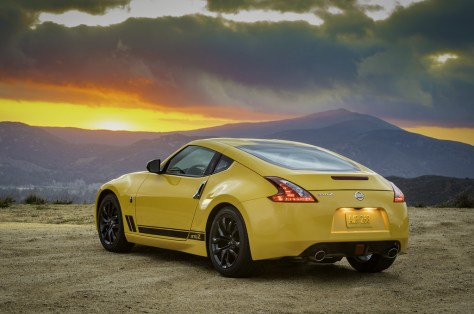 Nissan 370z Heritage Edition 2017 19
