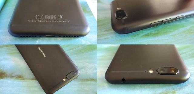 Diseno Ulefone Lados