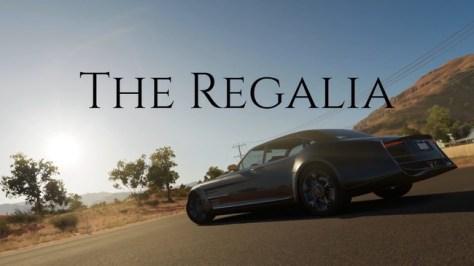 Forza Horizon 3 The Regalia