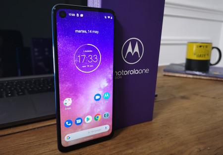 Motorola One Vision 11