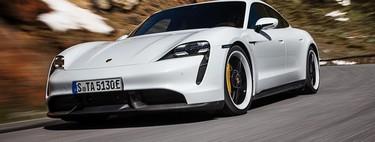 Porsche Taycan: así es el coche eléctrico con el que Porsche quiere cambiar el futuro de la automoción