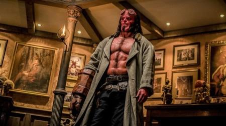 Pelicula Hellboy
