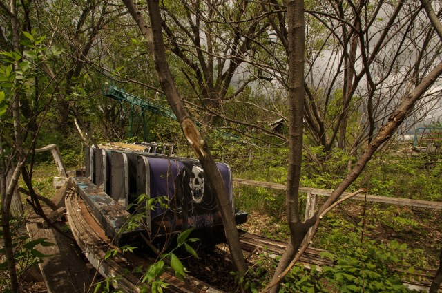 Abandonded Theme Park Seph Lawless 5