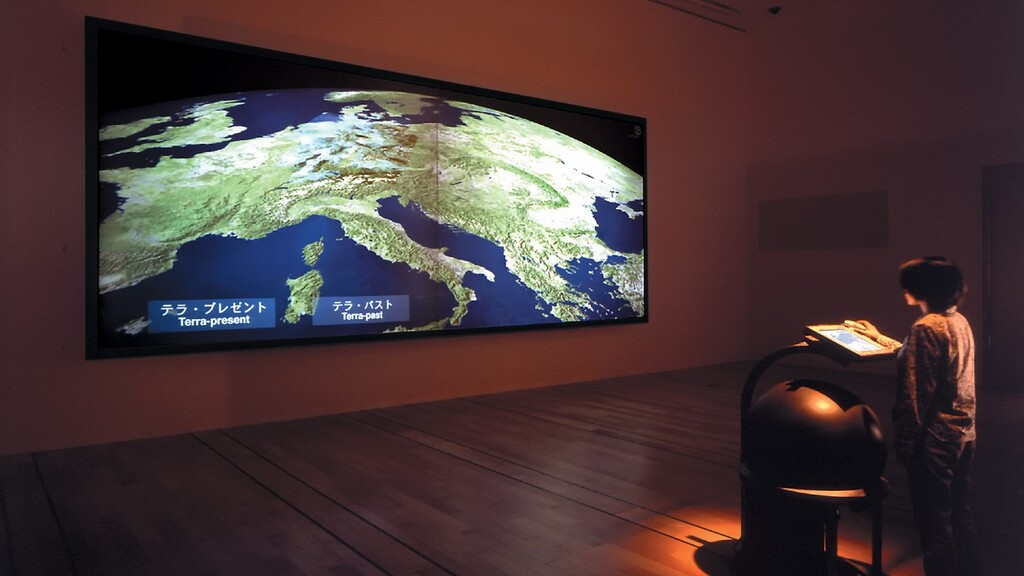 El predecesor de Google Earth era alemán, y sus creadores demandaron a los americanos por plagiarlo: ahora Netflix ha convertido esa historia en una serie