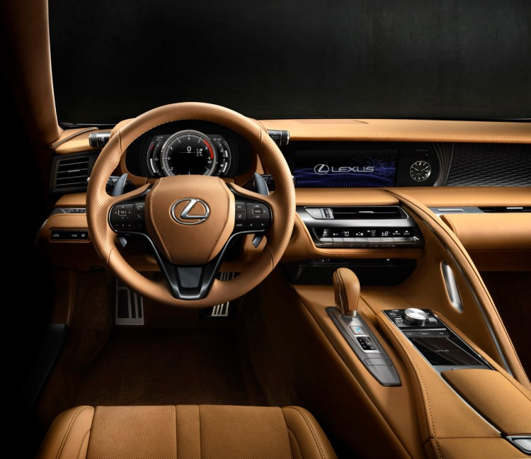 Foto de Lexus LC 500 (27/31)