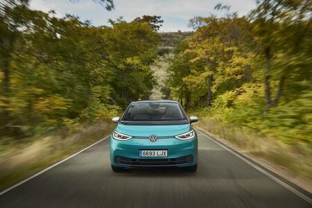 Volkswagen ID.3 Prueba Contacto