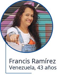 Francis Ramírez