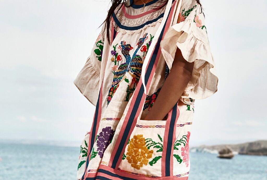 Oaxaca asegura que una marca de ropa plagió elementos de mazatecos para venderlos en prendas de hasta 17,000 pesos