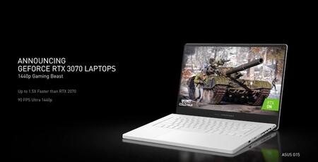 Rtx 3070 Laptop Ces 2021
