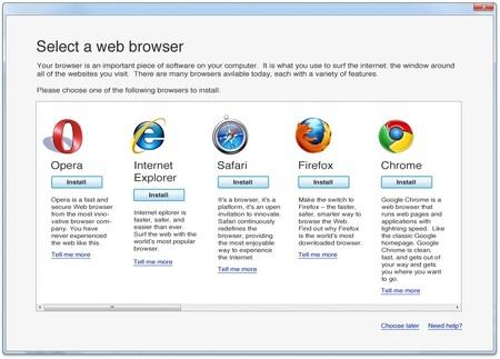 Internet Explorer Navegador