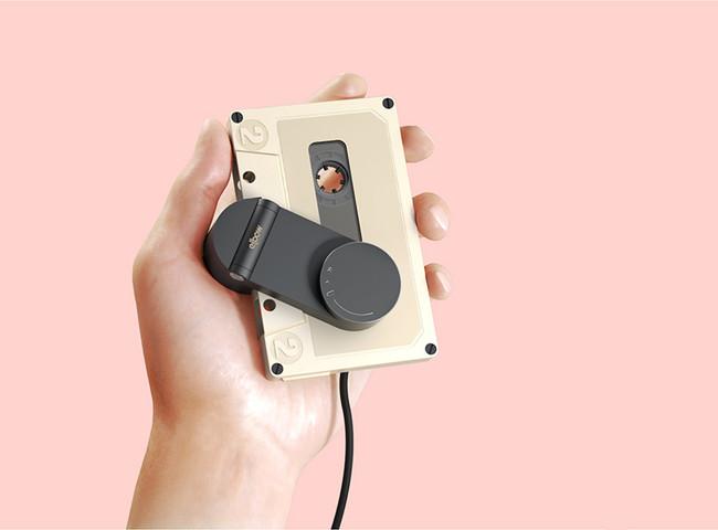 Permalink to Este hermoso reproductor portátil de cassettes es pura gloria retro con tecnología de hoy