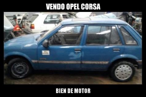 Vendo Opel Corsa 1