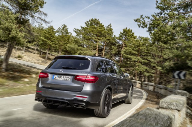 Mercedes Amg Glc 63 4matic 165