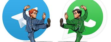 WhatsApp vs Telegram: ¿cuál es la mejor app de mensajería?
