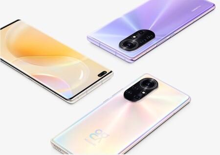 Huawei Nova 8 Pro Oficial Diseno Camara