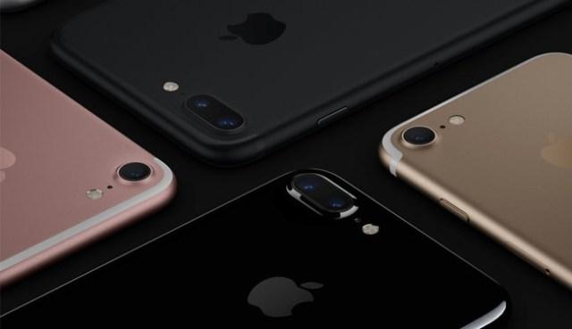 iPhones 7(siete) y 7(siete) Plus
