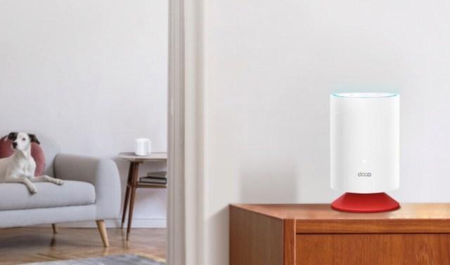 Nuevo TP-Link Deco Voice X20: un router 'mesh' con WiFi 6(seis) y Alexa integrado