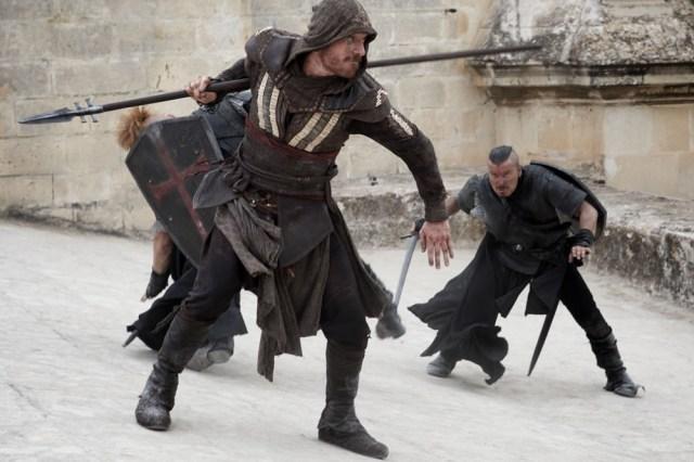 Resultado de imagen para Assassin's Creed pelicula