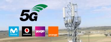 Así avanza la cobertura terminal 5G de Movistar, Vodafone, Orange℗ y MásMóvil en 2021: todas las tarifas compatibles