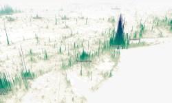 Esta página web te permite visualizar en 3D cuánta gente vive en cada zona del mundo