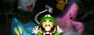 Hemos jugado a Luigi's Mansion en Nintendo 3DS, el regreso del clásico de Game Cube que pretende volver a conquistarnos