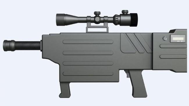 """Permalink to China asegura tener un rifle láser capaz de """"carbonizar instantáneamente"""" la piel humana"""