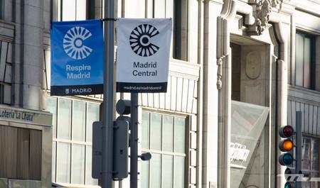 Comienzan las multas en Madrid central: lo que necesitas saber