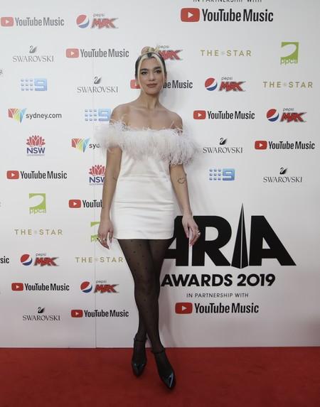 Dua Lipa Aria Awards 2019 1